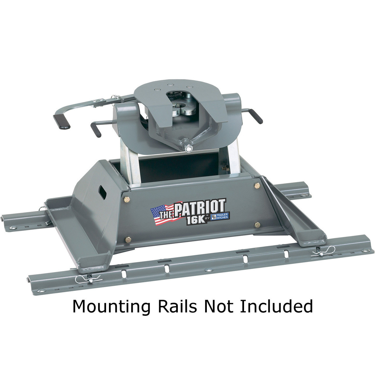 BW3200 --- B & W Patriot 16K Fifth Wheel Hitch - Made in the USA