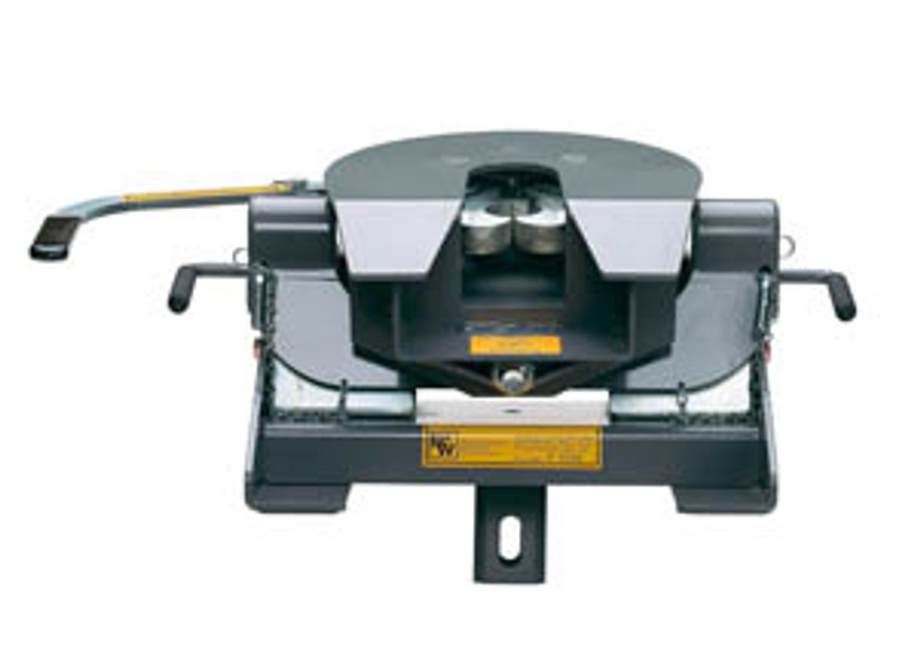 BW3050 --- B&W Flatbed Companion 22K Low Profile Fifth Wheel Hitch - Made in the USA