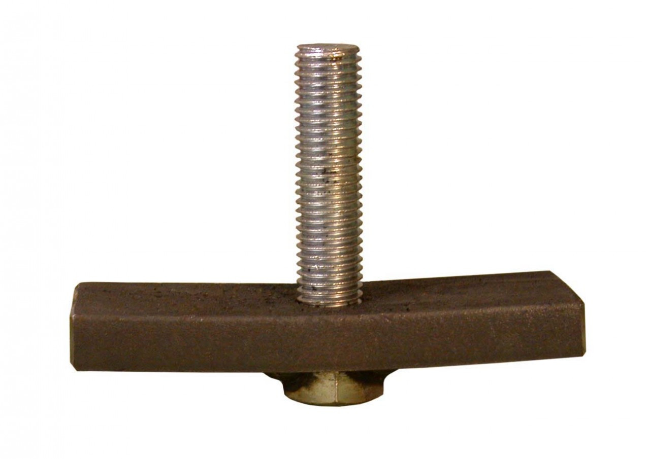 "CB-55 --- Clamp Bar with 3-1/2"" Bolt"