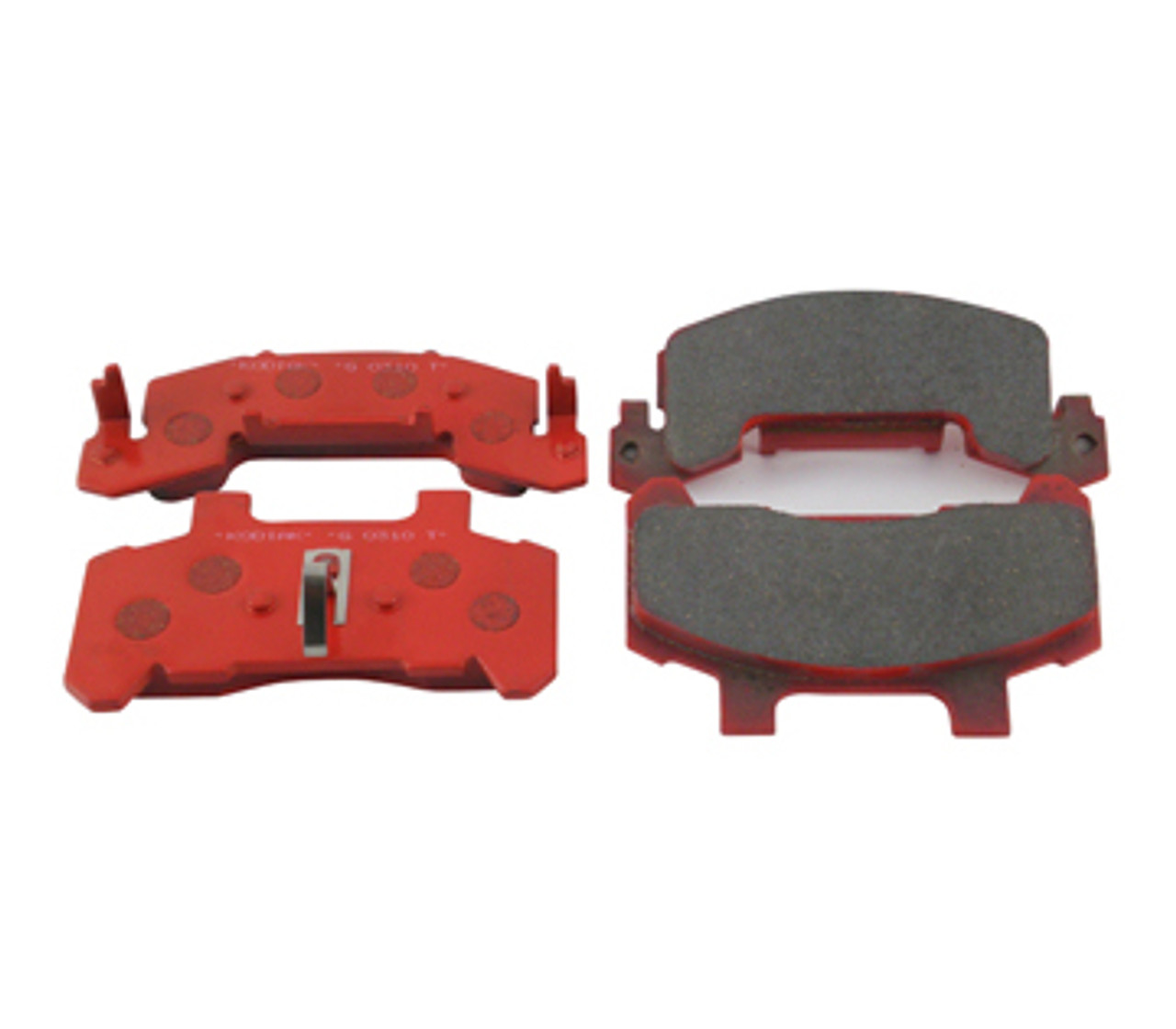 DBC-225-PAD --- Kodiak Ceramic brake pads - One Axle