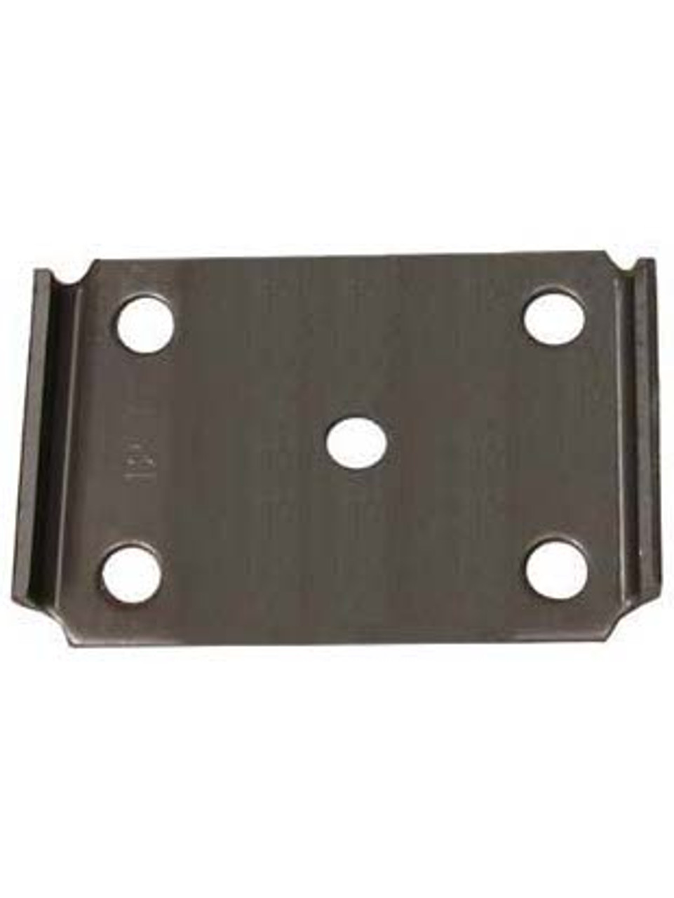 """AP2382 --- Axle Plate for 2"""" Wide Springs & 2-3/8"""" Round Axles"""
