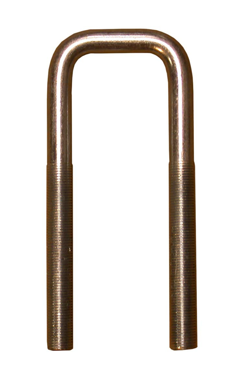 "UB55 --- Square U-Bolt - 1-3/4"" Wide - 5-1/2"" Long - 1/2""-20"