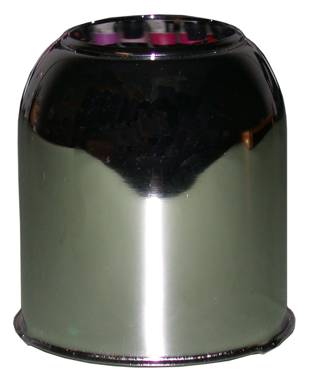 490EZ-SS --- Stainless Steel Center Cap w/Plug - 4.90""