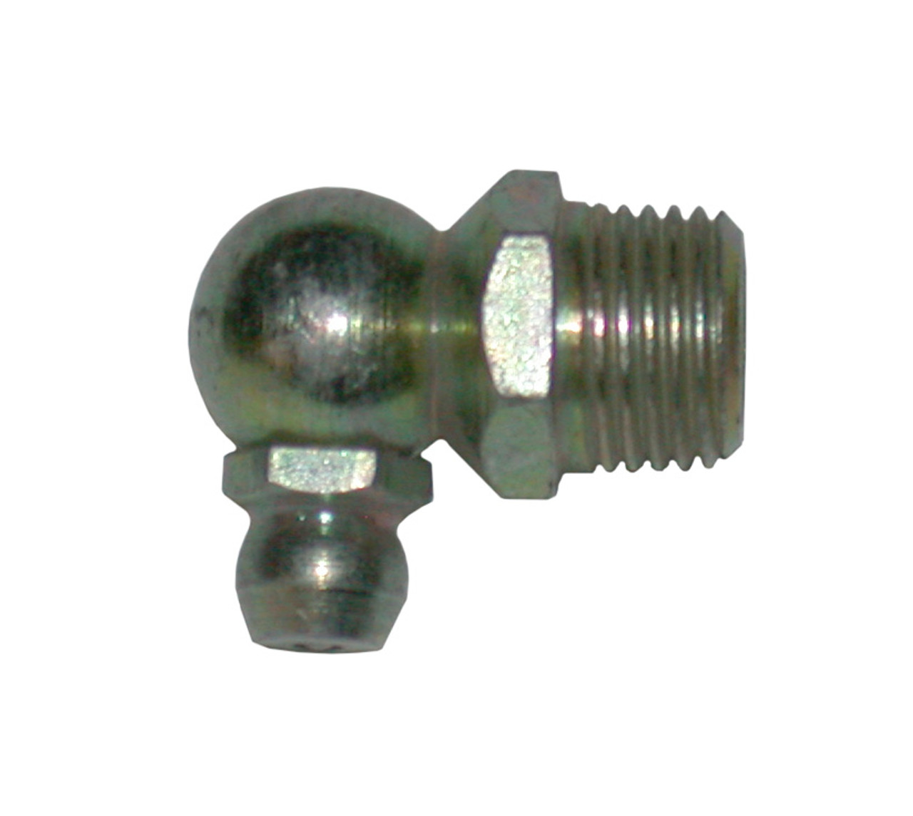 """GFA90 --- Grease Fitting - 90 Degree Angle - 1/8"""" pipe thread"""