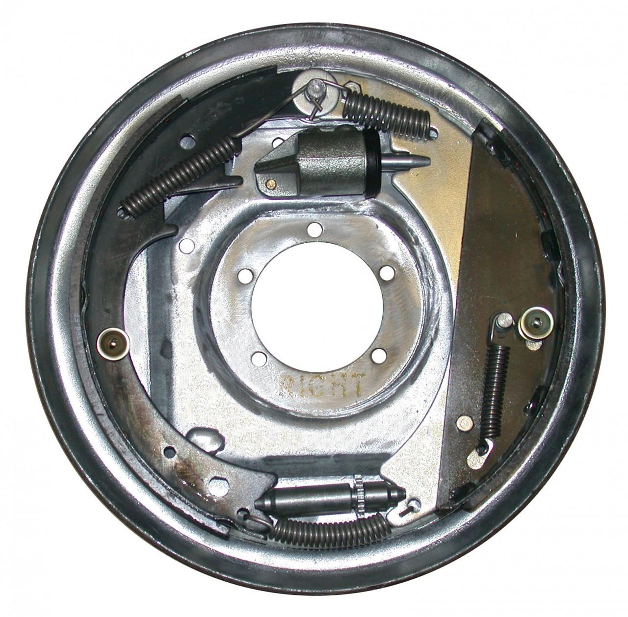 "42028M --- 12"" Marine Grade Free-Backing Hydraulic Brake - Right Hand Assembly - 6k"