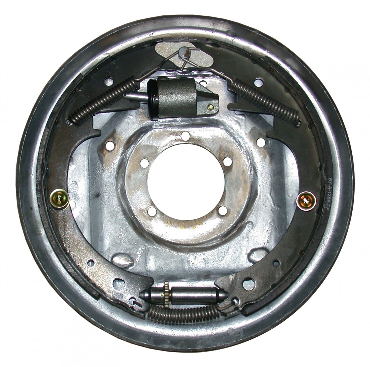 "3201917M --- 12"" Marine Grade Hydraulic Brake - Left Hand Assembly - 6k"