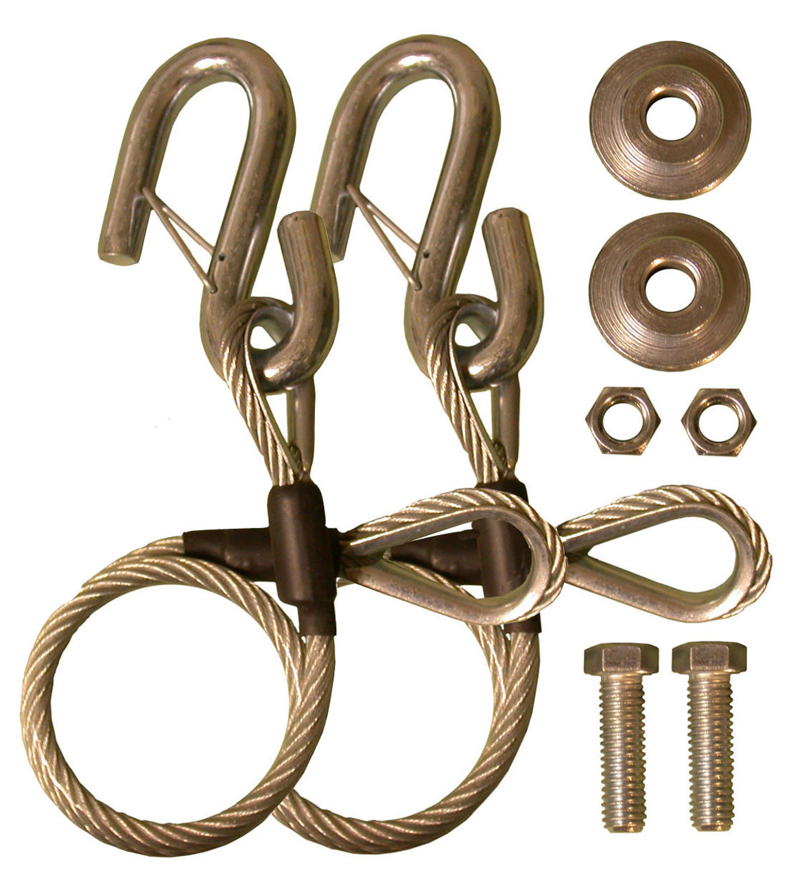 "5841 --- 24"" Safety Cable Kit"