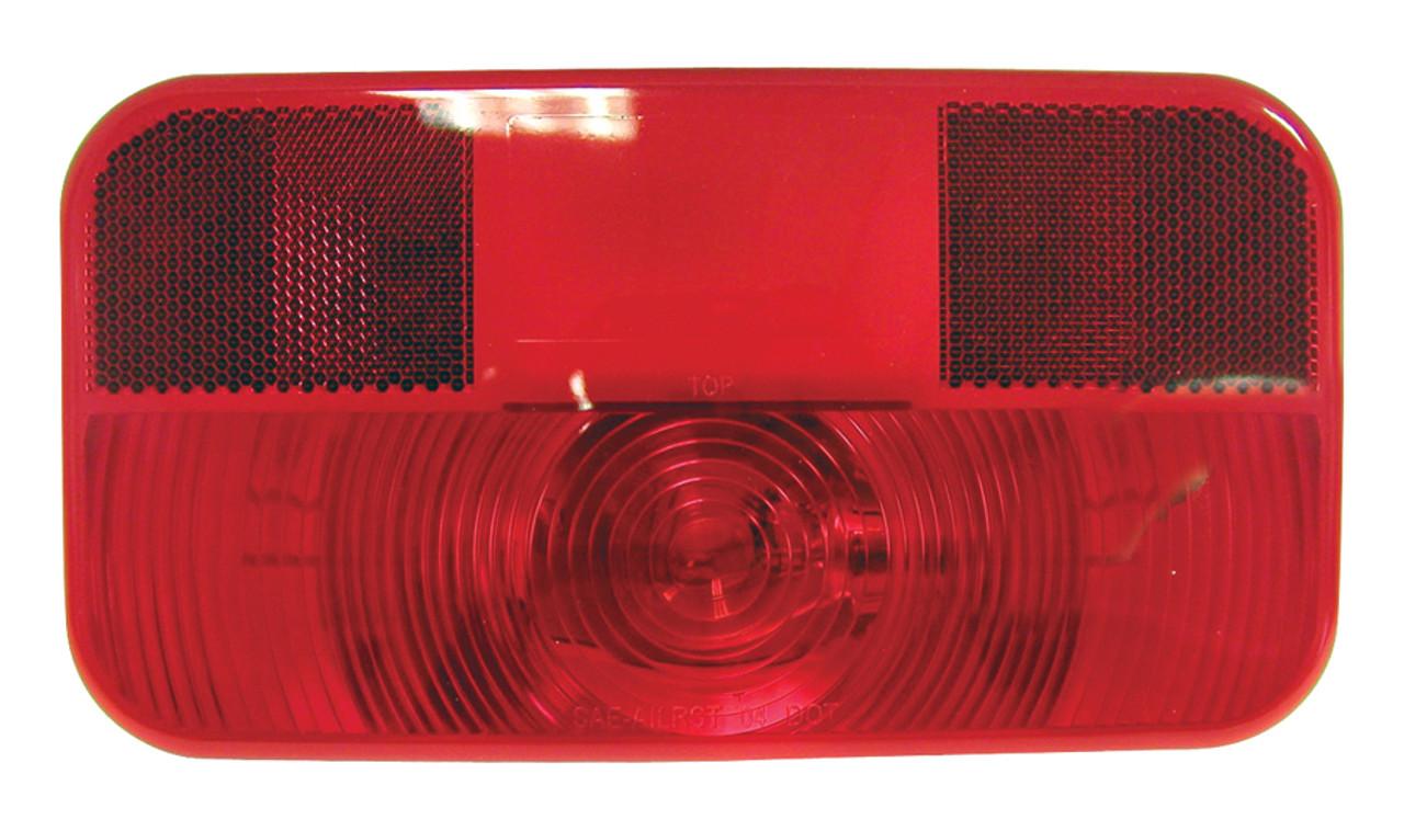 25921R --- RV Tail Light with Reflex