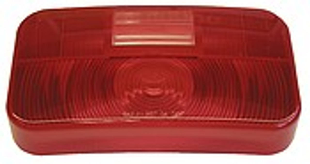 25922-25R --- Replacement RV Tail Light with Reflex & Backup Light
