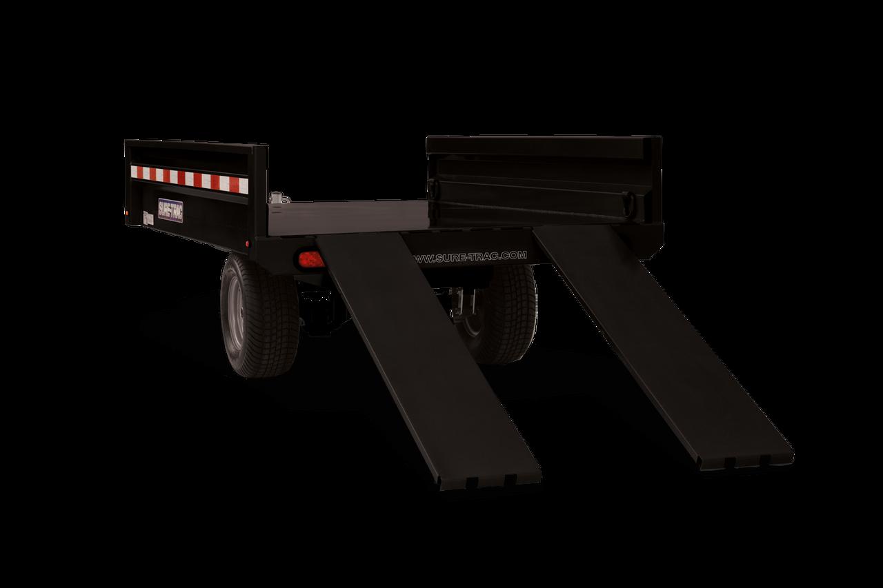 "STD5408SA --- 54"" x 8' Dump Trailer - 3.5k"
