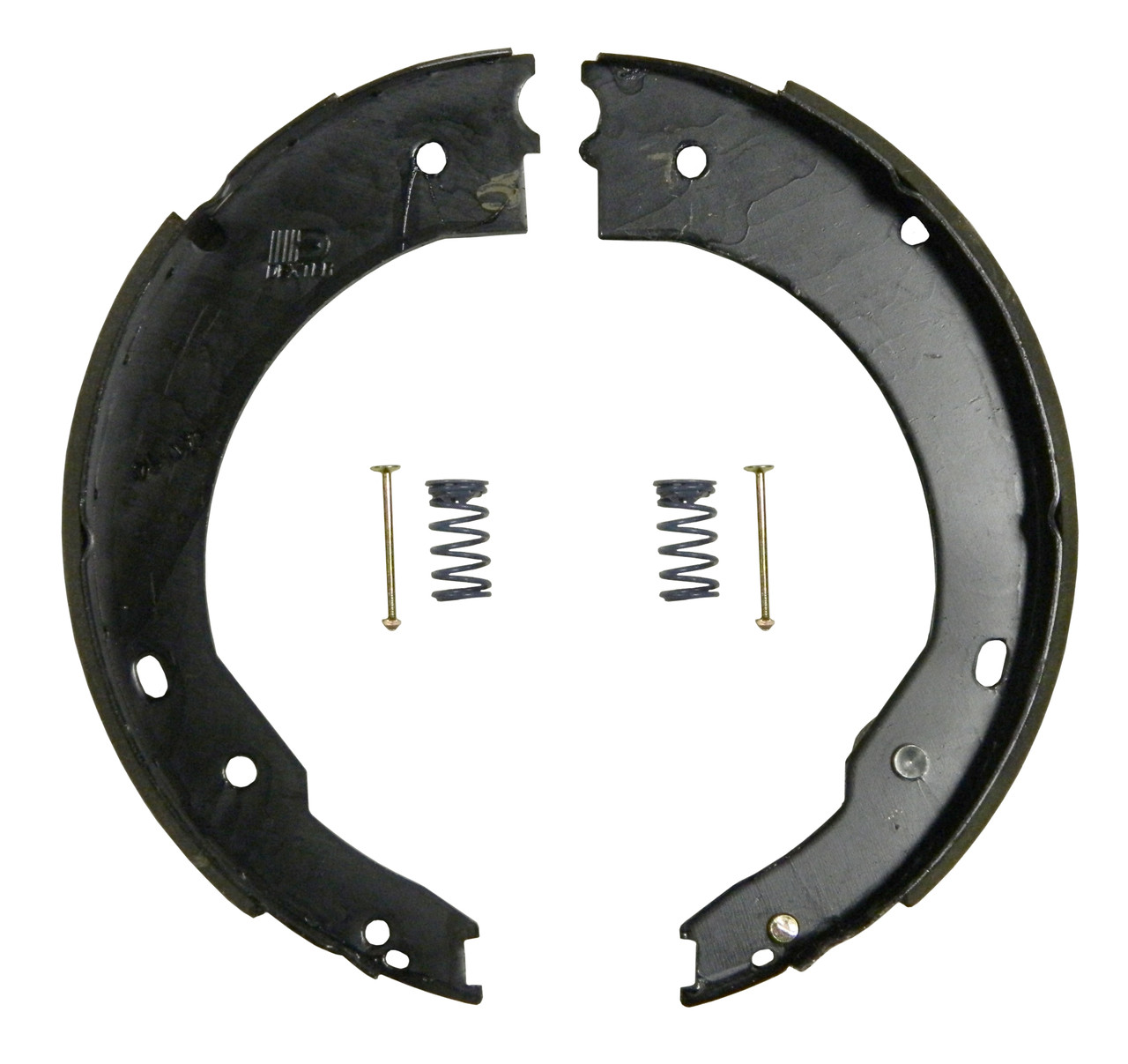 71-675 --- Shoe and Lining Kit for 7,000 lb Capacity Dexter Nev-R-Adjust Electric Brakes - LH