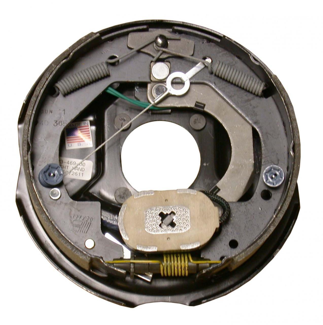 "23-469 --- 10"" Nev-R-Adjust Electric Brake Assembly - 3.5K - Right Hand"