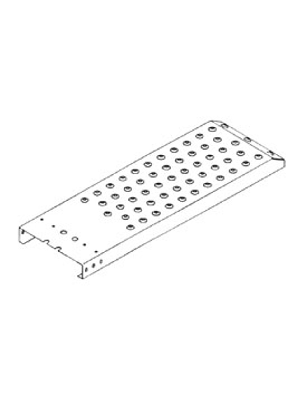 07092X --- Replacement Ramp for Croft Tow Dolly