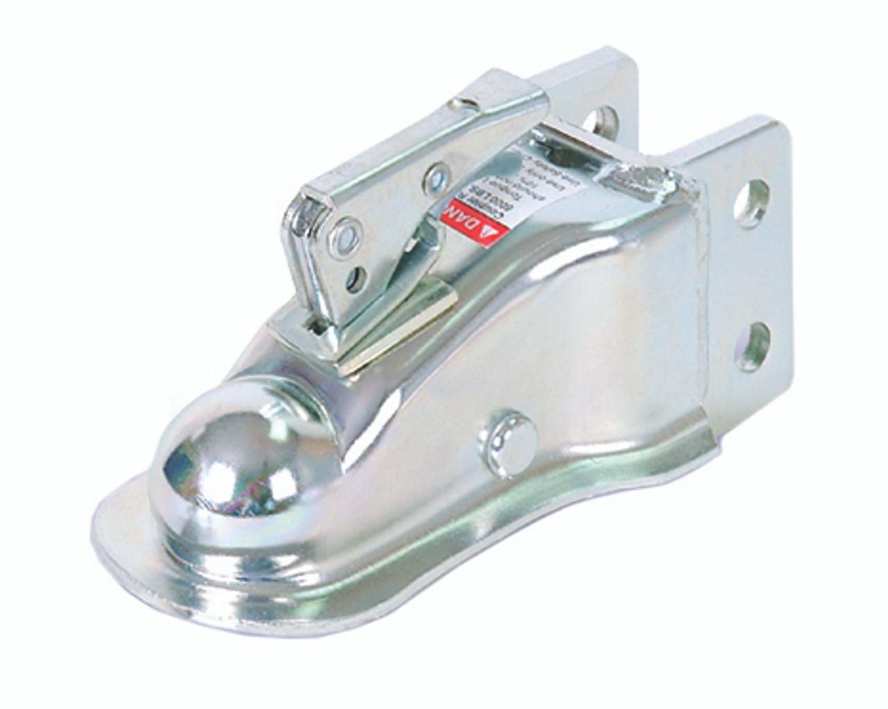 "12113 --- Demco Adjustable Coupler - 6,000 lbs Capacity - 2"""