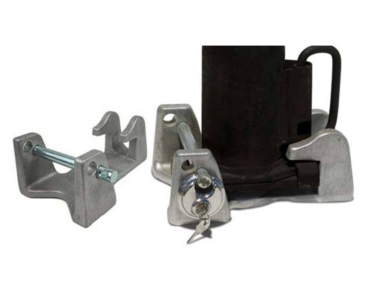 "TL-50 --- Universal 2"" and 2-5/16"" Trailer Coupler Lock"
