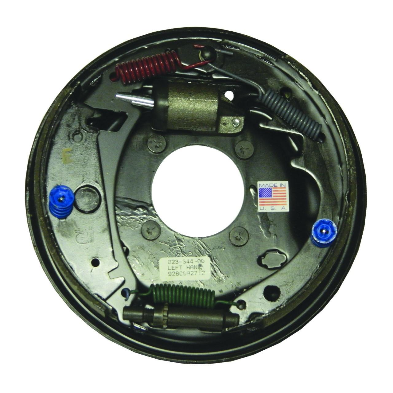 "23-344 --- 10"" Dexter Free-Backing Hydraulic Brake - Left Hand Assembly - 3.5k"