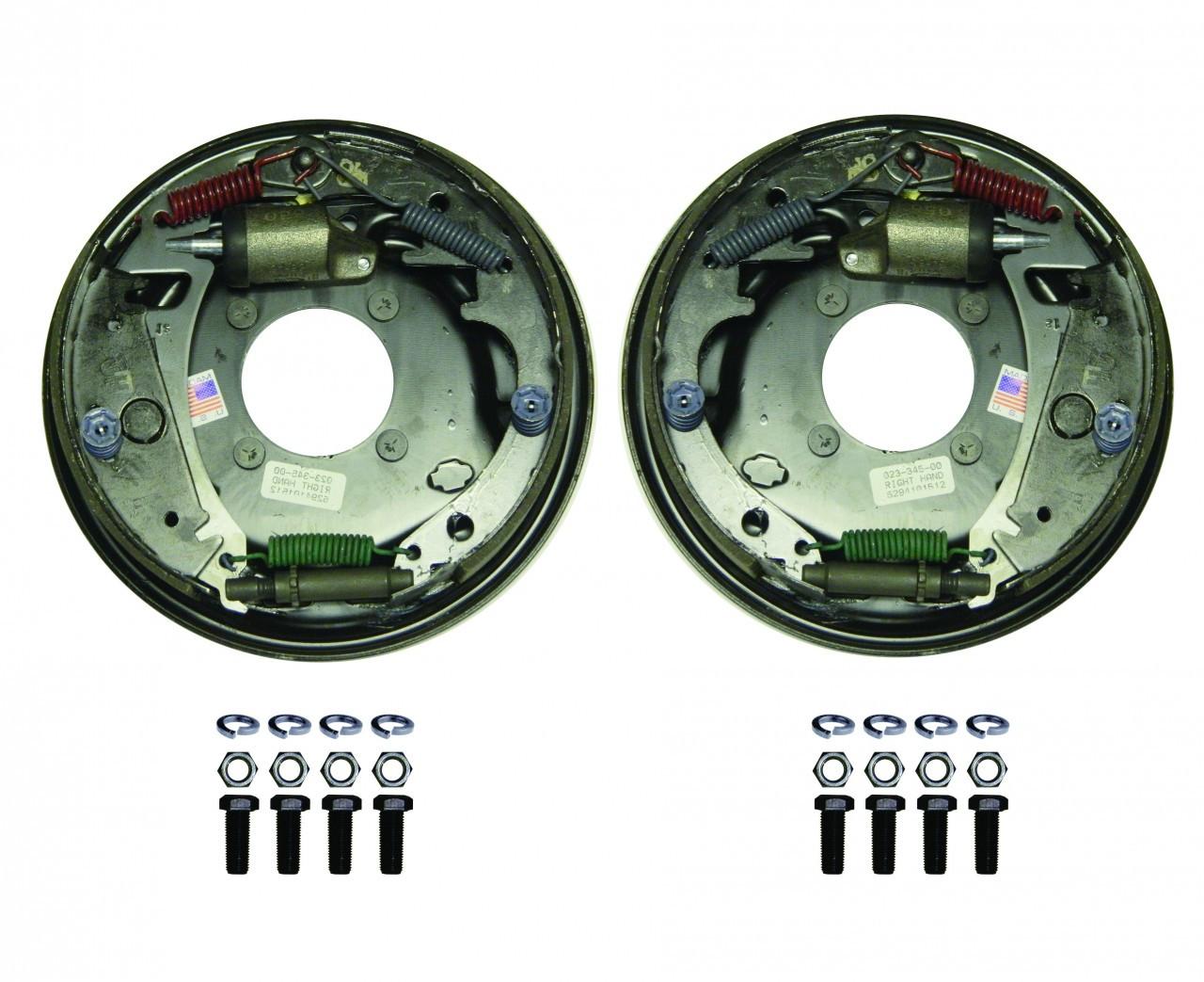 "23-3410 --- 10"" Dexter Hydraulic Free-Backing Uni-Servo Brake kit - Pair - 3.5K"