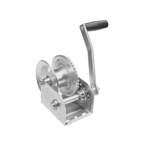DTW --- Dutton Single Speed Winch - 1,400 lb Capacity - with