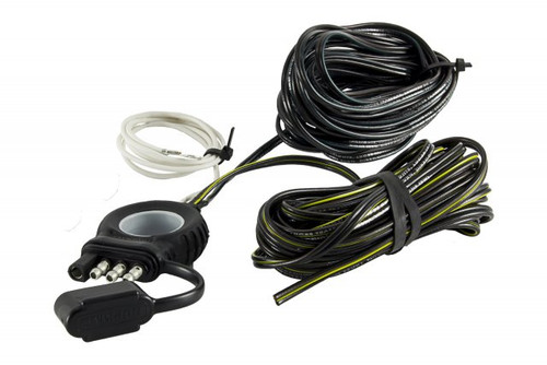 48244 --- endurance easy-pull 4-flat trailer wire y-harness