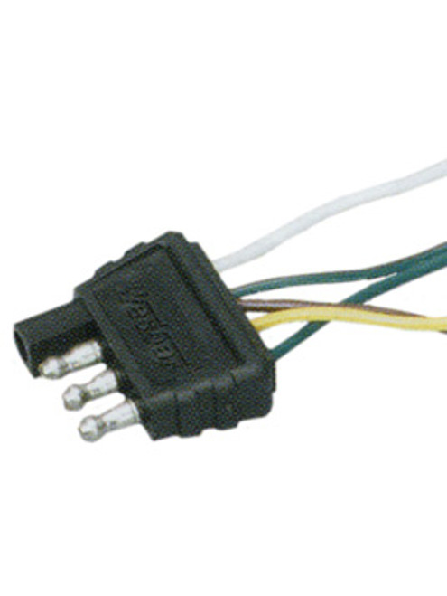 Admirable 119130 3 Wire Vehicle To 2 Wire Trailer Upgraded Taillight Wiring Cloud Rectuggs Outletorg