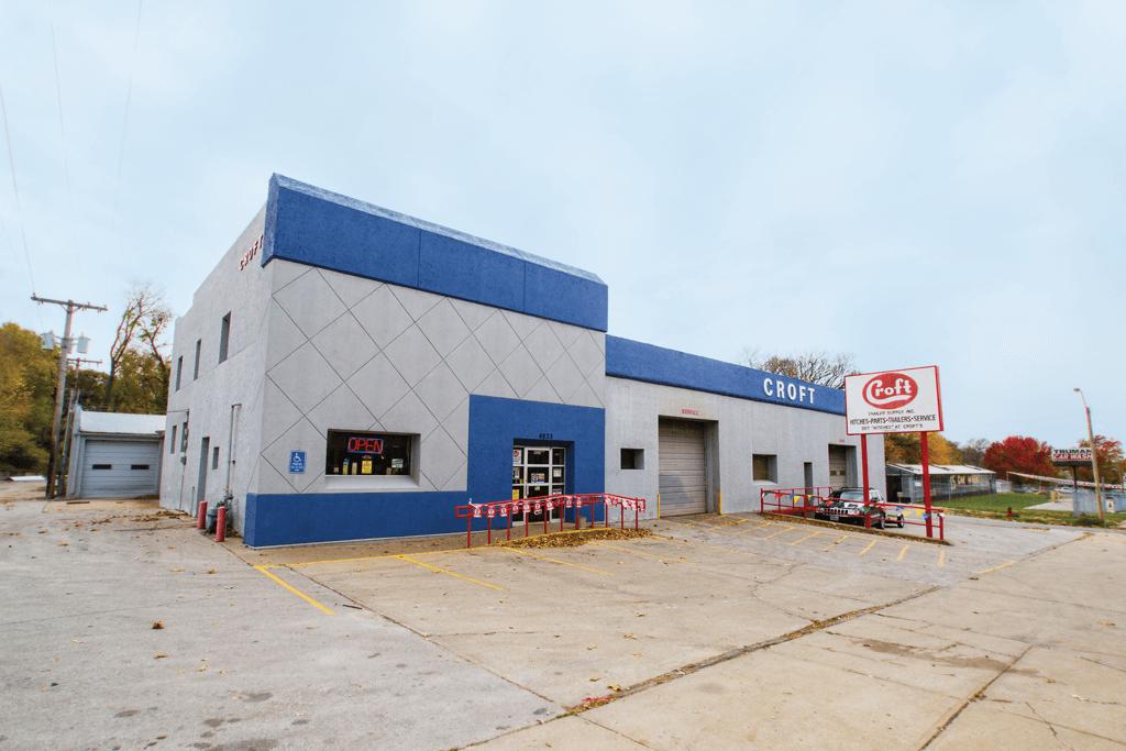 Kansas City Croft Retail Center