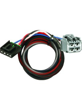 3045 tekonsha \u0026 draw tite brake control dual plug wiring harness tekonsha voyager brake controller manual silverado ke controller wiring diagram