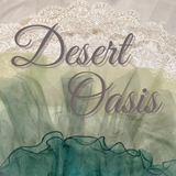 Desert Oasis - Cream and Green Wedding Color Inspiration