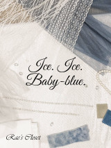 Ice. Ice. Baby-blue - Wedding Color Inspiration