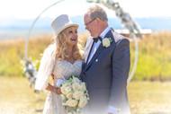IVORY and TARTAN WEDDING with VINTAGE DETAILS (My mom's Wedding)- Published in Confetti Wedding Magazine.