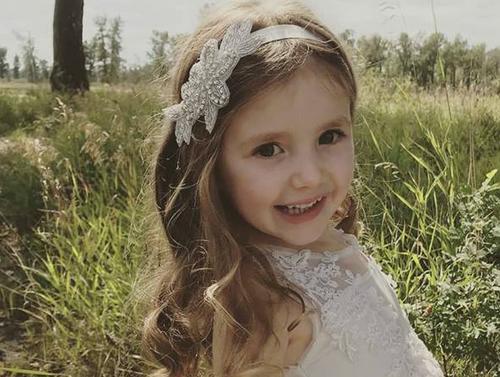 Beautiful Princess Crystal Headband