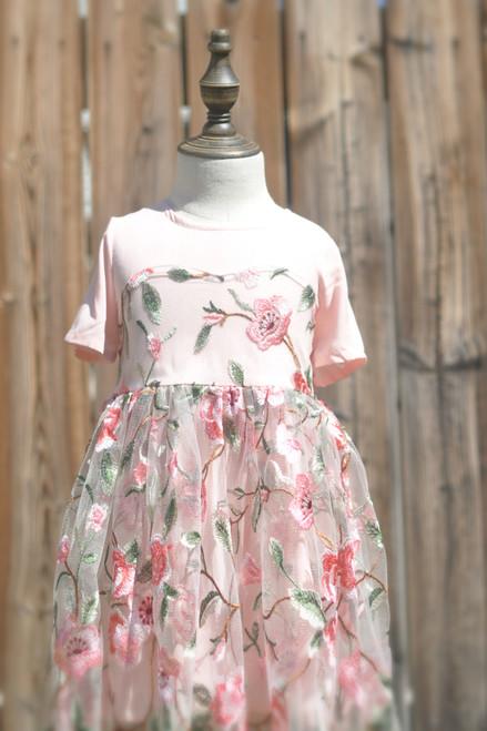 Blair Dress in Pink
