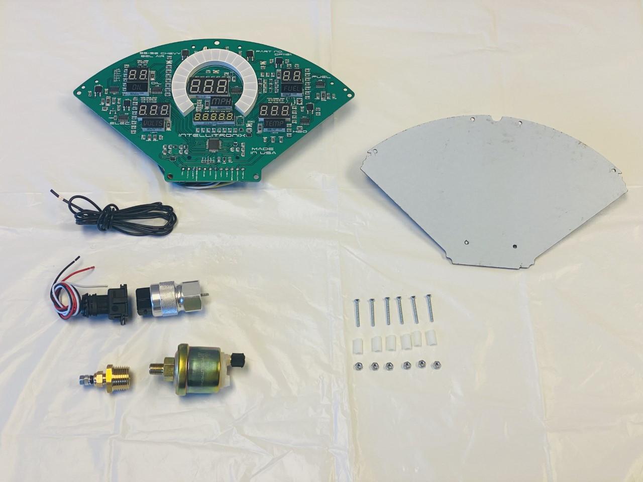 55-56 Bel Air LED Digital DP1101 KIT