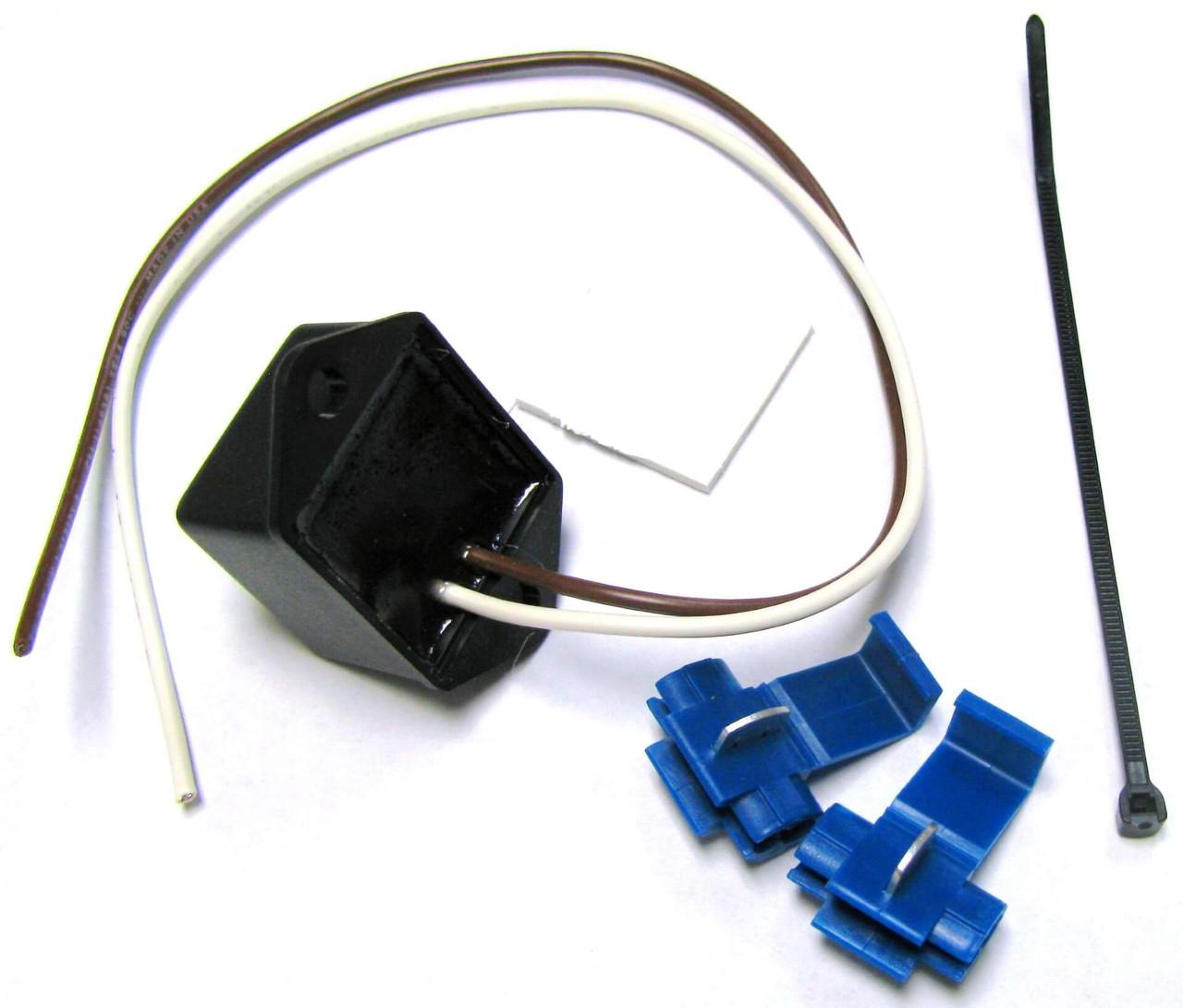 High Beam Headlight Relay Conversion Kit – 437484