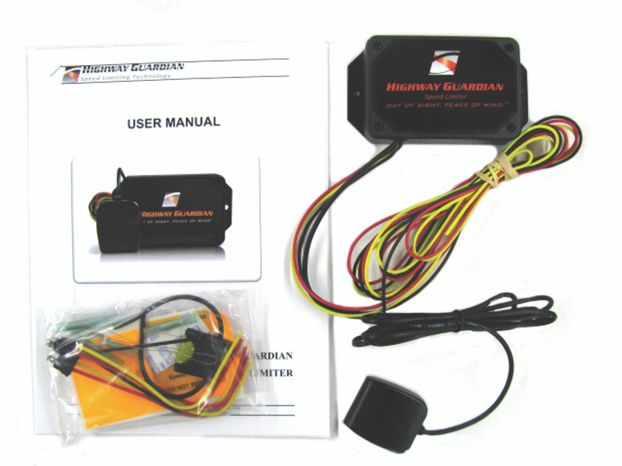 Highway Guardian Vehicle Speed Limiter - HG101