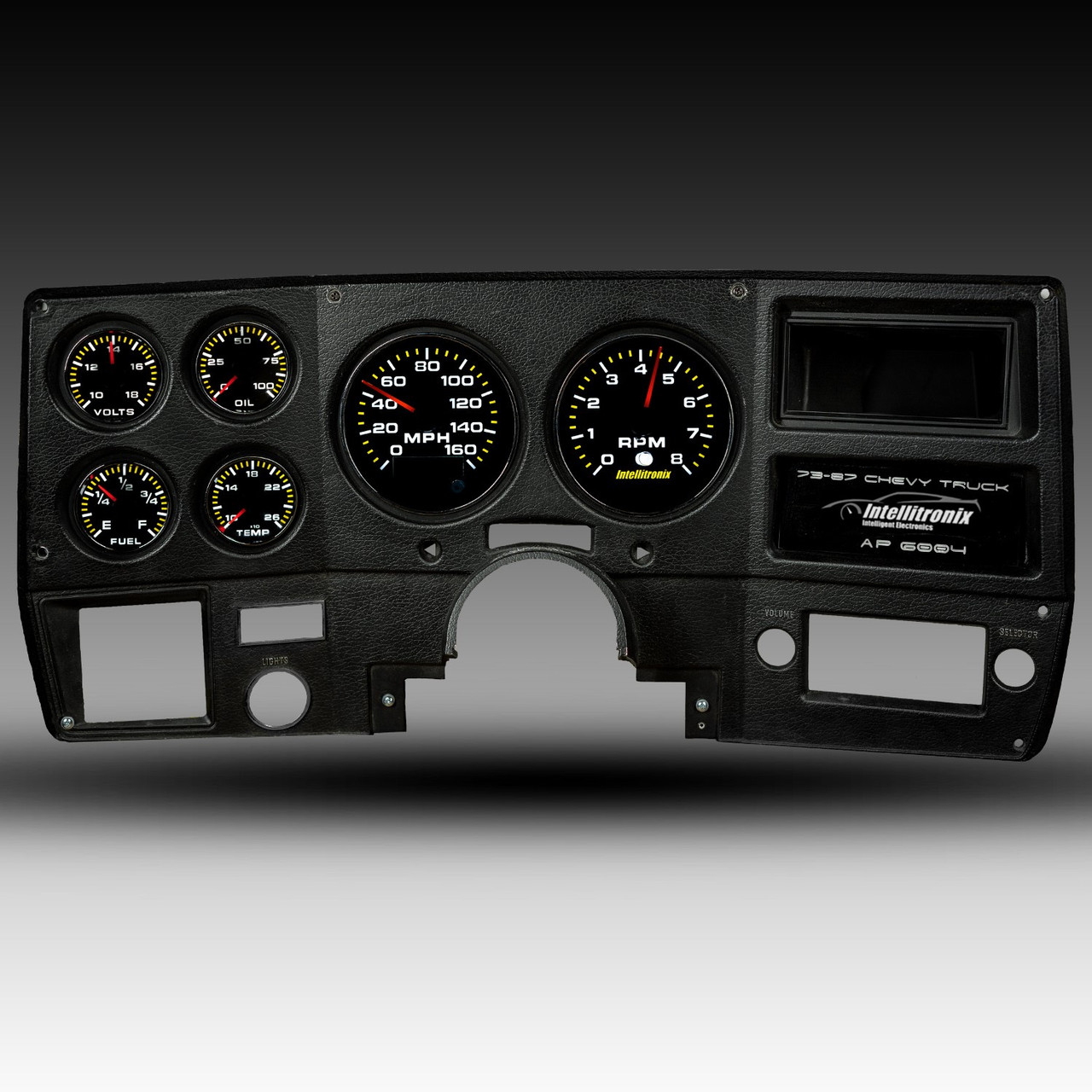 1973-1987Chevy Truck AnalogReplacement Gauge Panel - AP6004