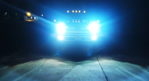 2011-16 Ford F Super Duty Truck SNIPER LIGHTS
