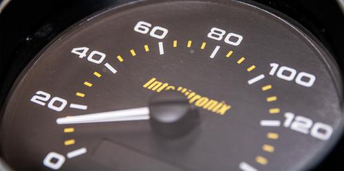 1963-1967 Corvette Analog Panel Face