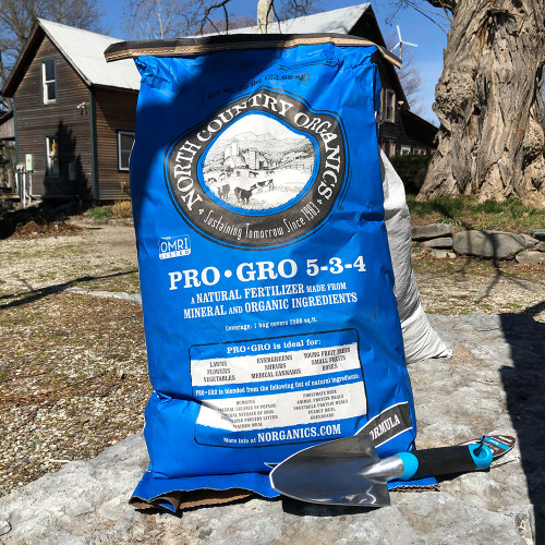 North Country Organics Pro Gro Fertilizer 5-3-4