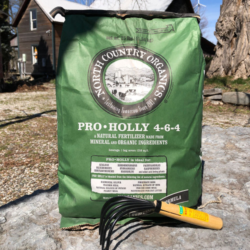 North Country Organics Pro Holly Fertilizer 4-6-4