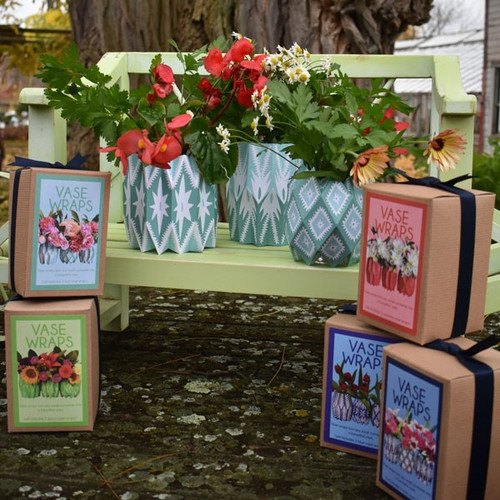 Lucy Grymes Vase Wrap
