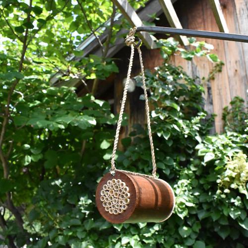 Bamboo Bee Hotel - Barrel