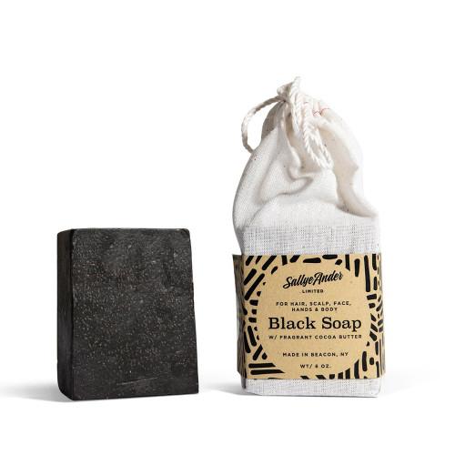 Sallye Ander Black Soap