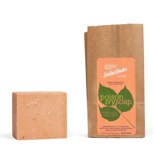 Sallye Ander Poison Ivy Soap