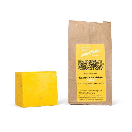 Sallye Ander Sallye Sunshine Soap
