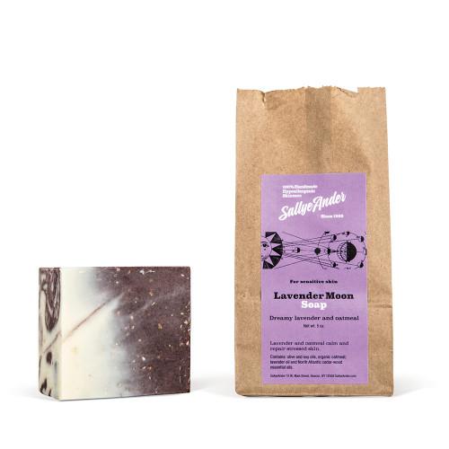 Sallye Ander Lavender Moon Soap