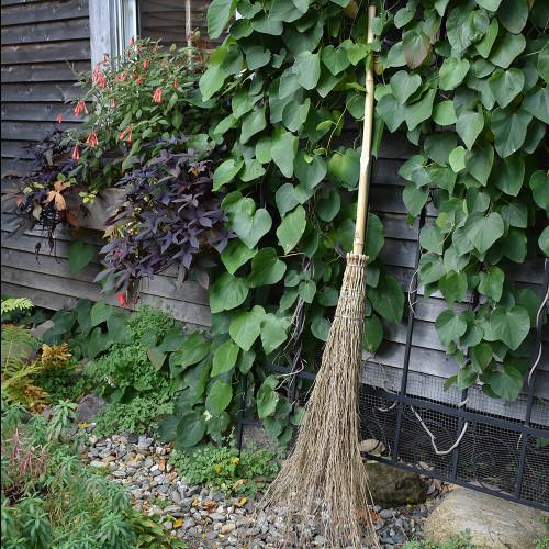 Witches Garden Broom