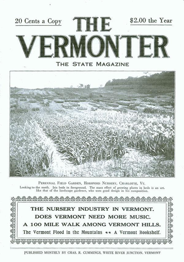 The Vermonter magazine 1928