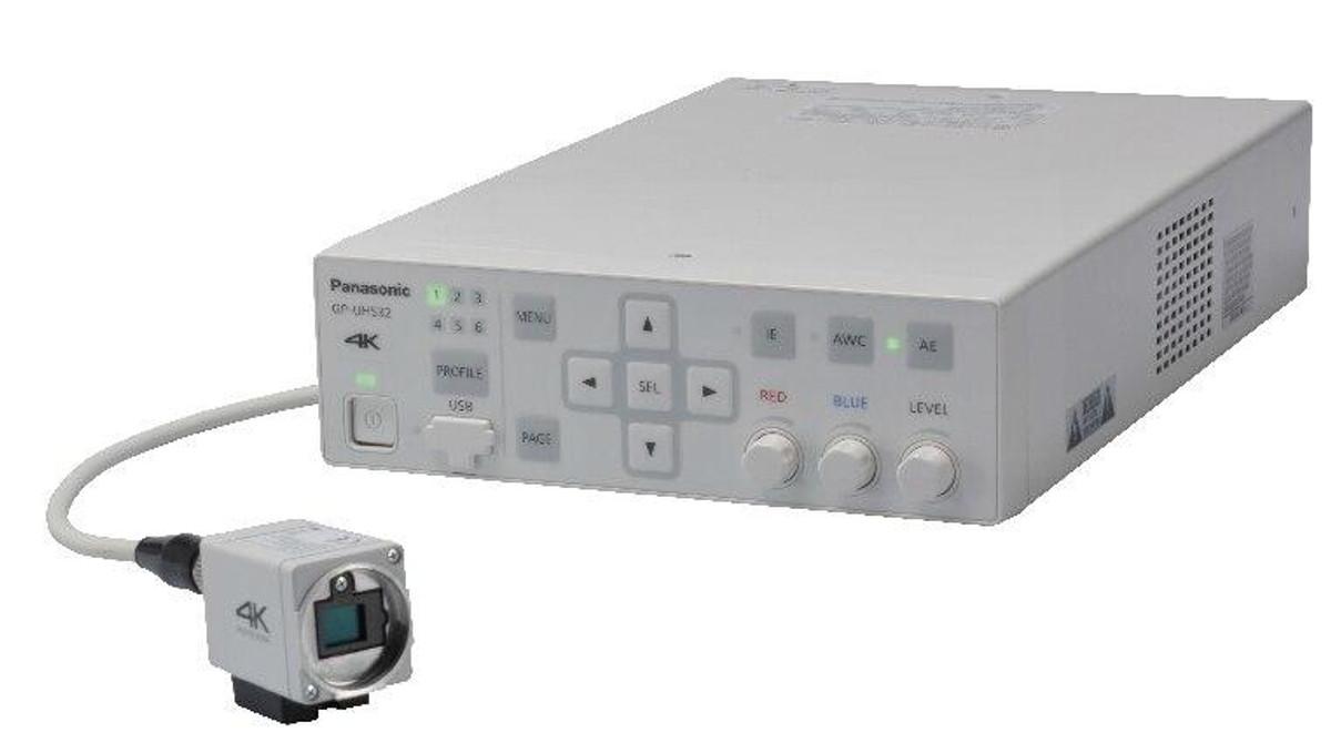 Panasonic Medical Video Cameras Panasonic 4K UHD 3MOS Medical Video Camera