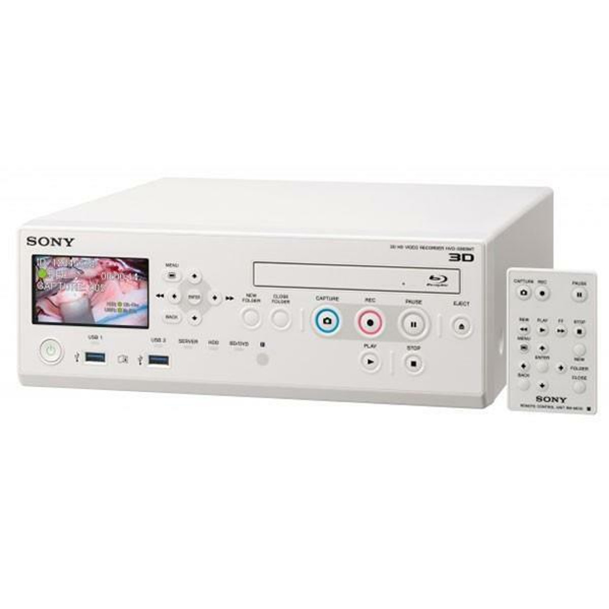 Sony Medical Sony HVO3300MT 3D 2D HD Medical Video Recorder