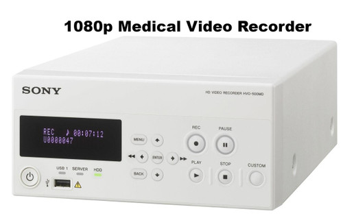 Sony Medical Sony HVO500MD/SUR HD Medical Video Recorder